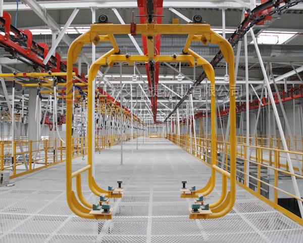 汽车生产线输送系统