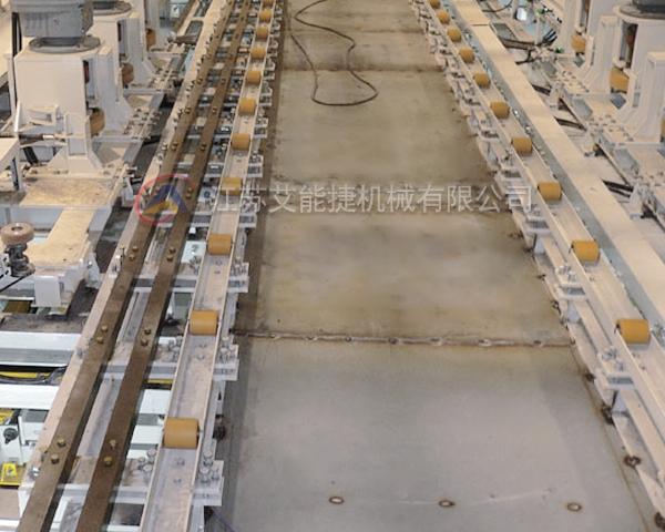 滑板输送系统